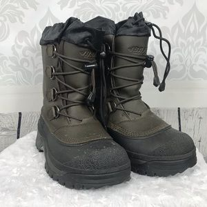Baffin Muscox Mens Snow Boot Waterproof Size 8